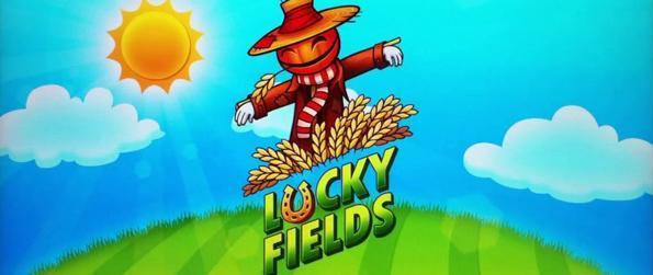 Lucky Fields - Grow a wide variety of crops, raise animals and produce a myriad of goods in your brand-new virtual farm in Lucky Fields!