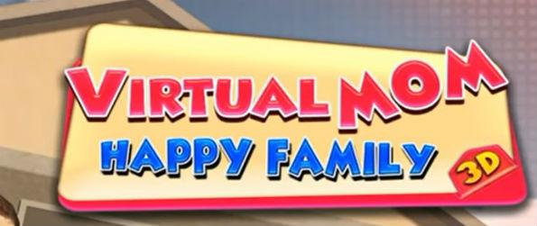Virtual Mom: Happy Family 3D - Virtual Mom: Happy Family 3D offers the players a glimpse of what these superwomen do on a daily basis. The only difference is there's you to help her out.
