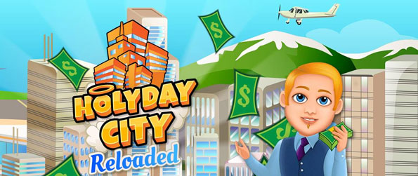 Holyday City: Reloaded  - A cute city building sim in the tradition of idle games, or the other way around.