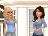 Talking to Susan in The Desperate Housewives: The Game
