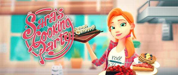 Sara's Cooking Party - Bring out your inner chef and prepare many incredible dishes in this exciting game that doesn't disappoint.