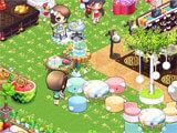 Happy Chicken Town gameplay
