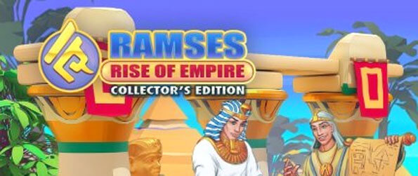 Ramses: Rise of Empire - Enjoy this captivating time management game that promises to deliver hours upon hours of enjoyment.