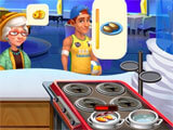 Cooking Rush  - Chef's Fever gameplay