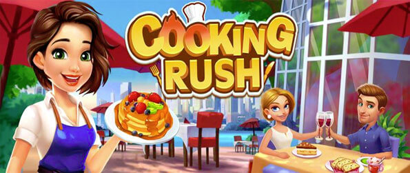 Cooking Rush - Chef's Fever - Prepare a variety of exotic dishes in this fun and fast-paced time management cooking game that doesn't disappoint.