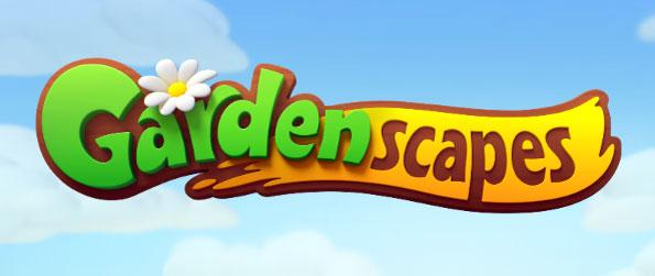 Gardenscapes: New Acres - Restore the garden to its former glory in this epic match-3 game, Gardenscapes: New Acres!