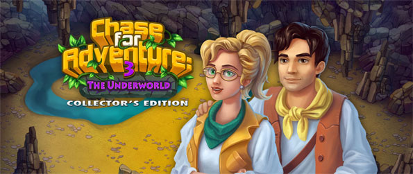 Chase for Adventure 3: The Underworld Collector's Edition - Put your time management skills to the test in Chase for Adventure 3: The Underworld Collector's Edition.