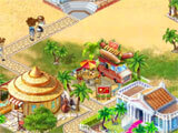 Paradise Island building a resort