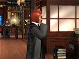 Harry Potter: Hogwarts Mystery searching for books
