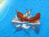 Mystery Island Shipwreck