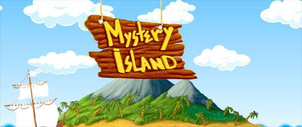 Mystery Island - Help Jack build his dream island home.