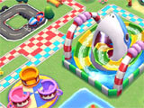 Townkins: Wonderland Village gameplay