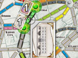Ticket to Ride: Claiming a route