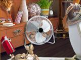 Home Designer: Living Room Fan