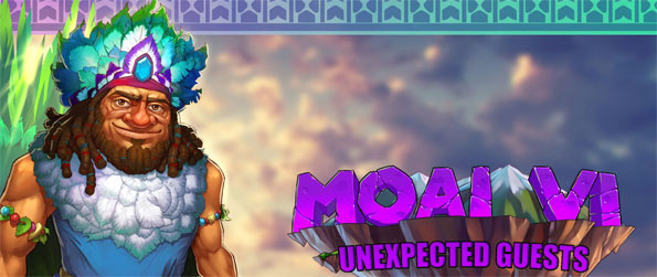 Moai VI: Unexpected Guests - Get hooked on this captivating time management game that doesn't cease to impress at all.