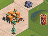 Factory in Rocket Valley Tycoon