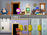 Tiny Tower: Managing Sims