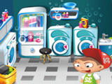 Pocket Tower: Laundry floor