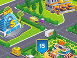 Pocket Tower: Join cities