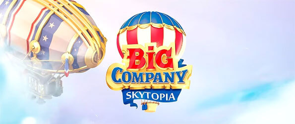 Big Company: Skytopia - Create the best flying utopia in the world with the help of your trustworthy workers!