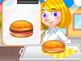 Burger Shop H5