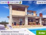 Fantasy Home Mediterranean House