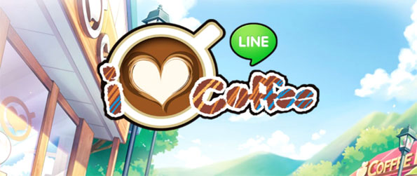 LINE I Love Coffee - Run your very own café in this fun filled simulation game that'll have you hooked for hours.