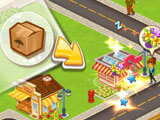 Megapolis City: Restocking businesses