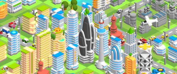 Tap Tap Builder - Become mayor and Build your own city to rival all other cities.