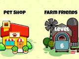 My Virtual Pet Shop stage selection