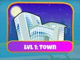 Holyday City Tycoon Level 1 City