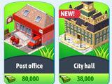 City Island 5 building menu
