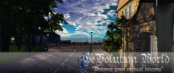 GeVolution World - Immerse yourself in this phenomenal virtual world game that you won't be able to get enough of.