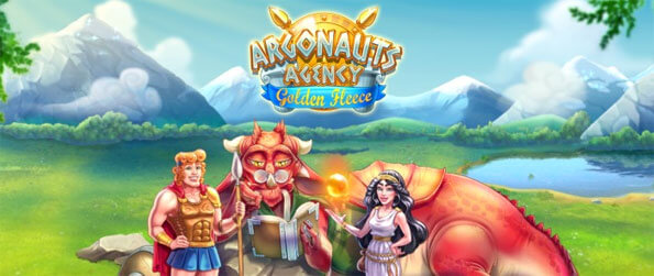 Argonauts Agency: Golden Fleece - Get hooked on this captivating time management game that'll have you engrossed until the very end.