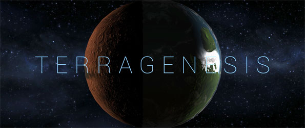 TerraGenesis - Travel through space and to colonize and cultivate life on various planets in this stunning simulation game that's like no other.