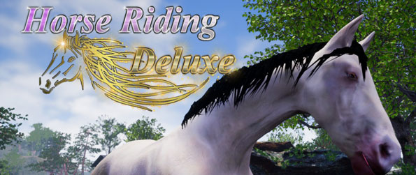 Horse Riding Deluxe - Explore a beautiful world, complete fun quests, and enjoy challenging races in this amazing horse-themed RPG!