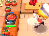 Tomato Soup in Cooking Battle