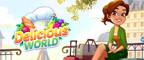 Delicious World - Cook many exciting dishes in this addicting time management game that doesn't disappoint.