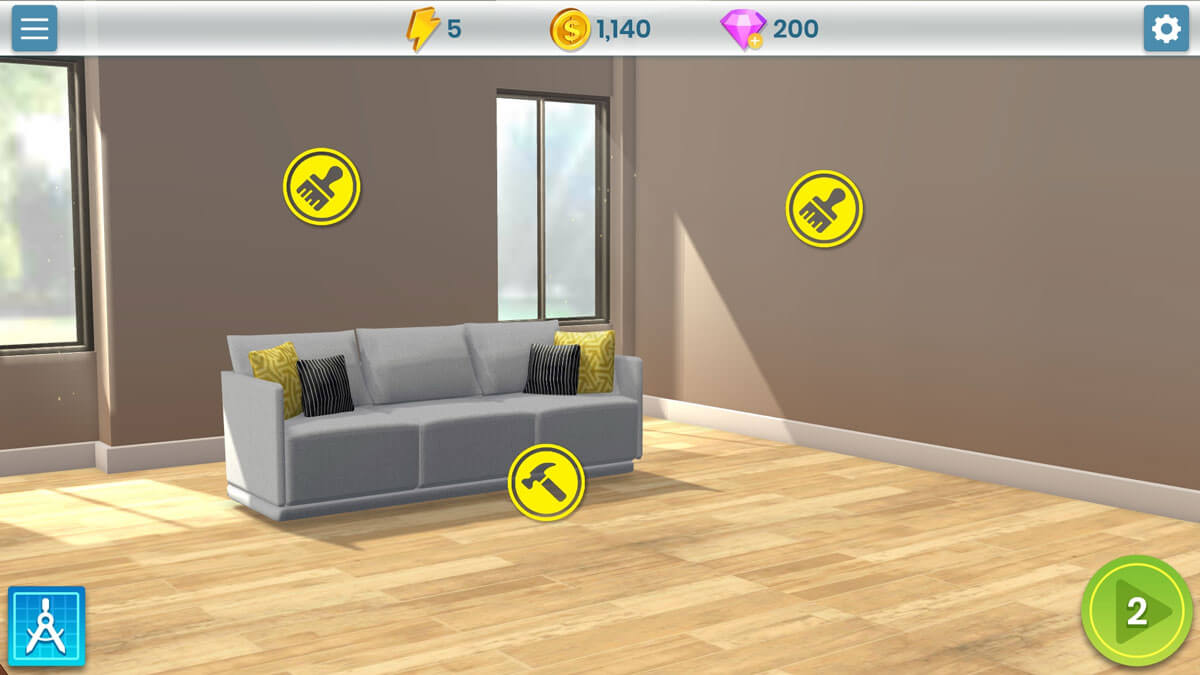 Property Brothers Home Design - Virtual Worlds Land!
