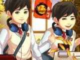 Japan Food Chain - Bishounen Customers