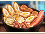 Mouth-watering Oden in Japan Food Chain