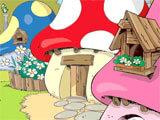 Smurfs' Village dialogue sequence