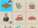 Smurfs' Village gameplay
