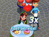 Getting a Fast Service Combo in Diner DASH Adventures