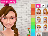 Changing Client's Hairstyle in Super Stylist