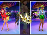 Fashion Mini Game in Super Stylist