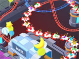 Idle Roller Coaster gameplay