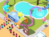 Idle Roller Coaster making profits