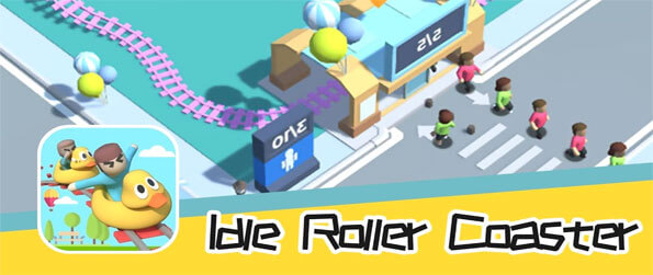 Idle Roller Coaster - Run your very own amusement park in this delightful idling game that doesn't disappoint.