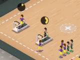 Running the Treadmills in Idle Fitness Gym Tycoon